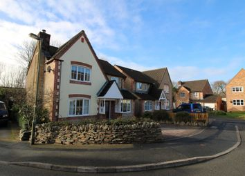 Thumbnail 4 bed detached house for sale in Canterbury Close, Ivybridge
