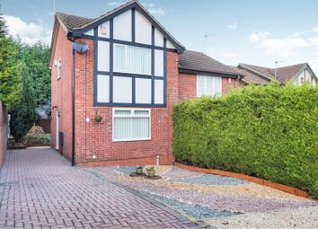 Thumbnail 2 bed semi-detached house for sale in Longfellows Close, Bestwood Park
