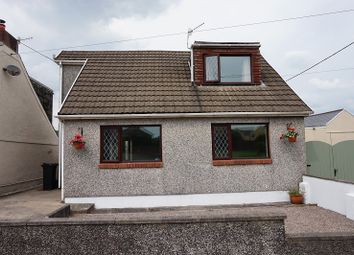 Thumbnail 3 bed detached bungalow for sale in Bethlehem Road, Skewen, Neath.
