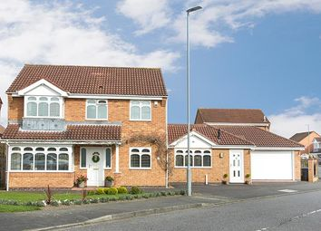 Thumbnail 4 bed property for sale in Stainmore Drive, Great Lumley, Chester Le Street