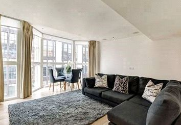 Thumbnail 2 bed flat to rent in Imperial House, 11-13 Young Street, London