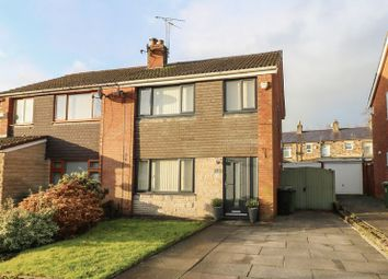 Thumbnail 3 bed semi-detached house for sale in Seymour Drive, Bromley Cross, Bolton