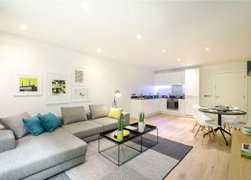 Thumbnail 3 bed flat for sale in The Northern Quarter, 50 Capitol Way, London