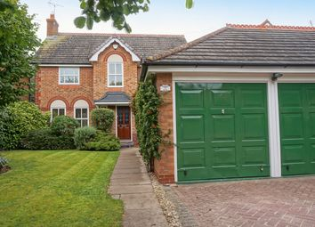 Thumbnail 4 bed detached house for sale in Blair Close, Berkeley Beverborne, Worcester