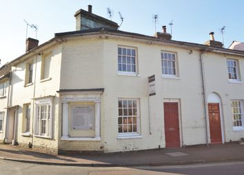 Thumbnail 1 bed terraced house for sale in Well Lane, Clare, Sudbury