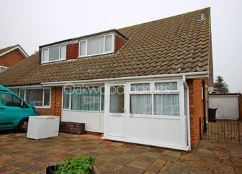 Thumbnail 3 bed semi-detached house for sale in Sherwood Road, Birchington