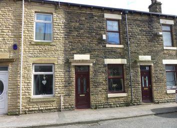 Thumbnail 2 bed terraced house for sale in Gordon Street, Newhey, Rochdale