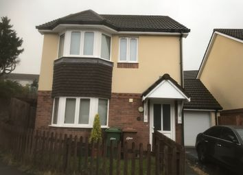 Thumbnail 3 bed detached house to rent in Old Brewery Lane, Rhymney