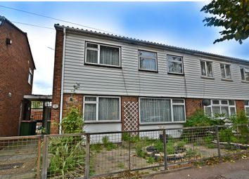 Thumbnail 3 bedroom terraced house for sale in Queens Road West, Plaistow