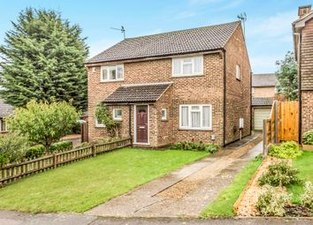 Thumbnail Semi-detached house for sale in Browning Drive, Hitchin