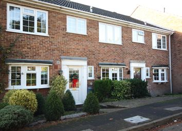 Thumbnail 3 bed terraced house to rent in Hanover Court, Hook Heath, Woking