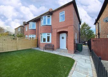 Thumbnail 3 bed semi-detached house for sale in West Park Avenue, Loftus, Saltburn-By-The-Sea