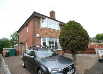 Thumbnail 2 bed semi-detached house to rent in Rowsley Avenue, Normanton, Derby