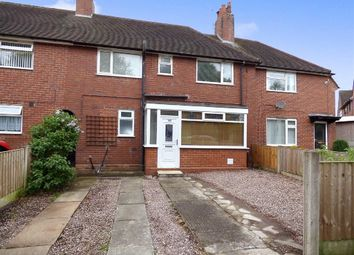 Thumbnail 3 bed town house for sale in Talke Road, Chesterton, Newcastle-Under-Lyme