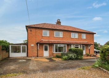 3 bed semi-detached house to rent in Denton House, Broughton, Malton YO17