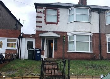 Thumbnail 4 bed semi-detached house to rent in Milvain Avenue, Fenham, Newcastle Upon Tyne