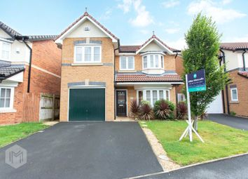Thumbnail 4 bedroom detached house for sale in Raleigh Close, Horwich, Bolton, Greater Manchester