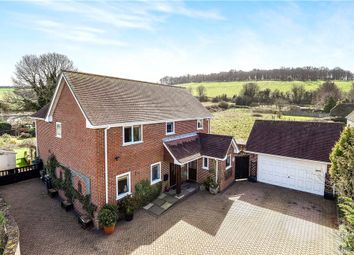 Thumbnail 4 bed detached house for sale in Blandford Road, Iwerne Minster, Blandford Forum, Dorset