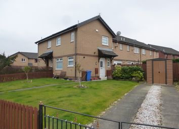 Thumbnail 1 bed end terrace house for sale in Queensby Road, Baillieston, Glasgow