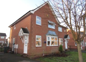 Thumbnail 3 bed semi-detached house for sale in Dunwoody Close, Mansfield, Nottinghamshire