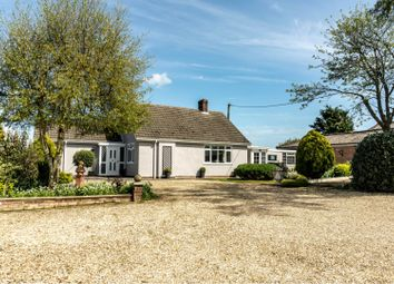 Thumbnail 3 bed detached bungalow for sale in Station Road, Boston