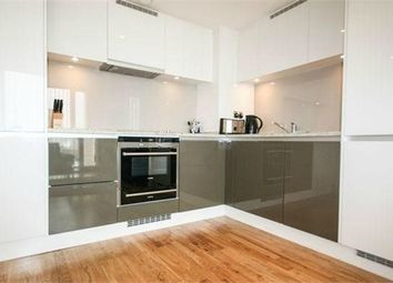 Thumbnail 1 bedroom flat to rent in Landmark East Tower, 24 Marsh Wall, London
