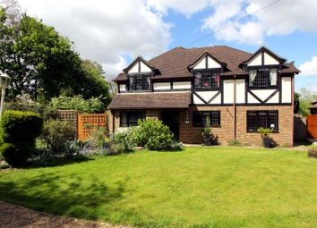 Thumbnail 5 bed detached house for sale in Heath Farm Lane, St.Albans