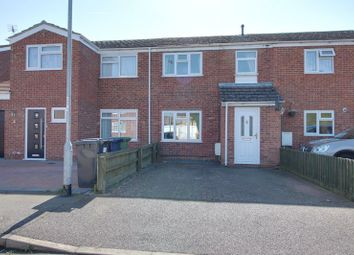 Thumbnail 3 bed terraced house for sale in Wellington Avenue, St. Ives, Huntingdon