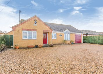3 bed detached bungalow for sale in Back Road, Murrow, Wisbech PE13
