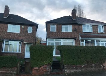 Thumbnail 3 bed semi-detached house to rent in Burford Road, Kingstanding, Birmingham