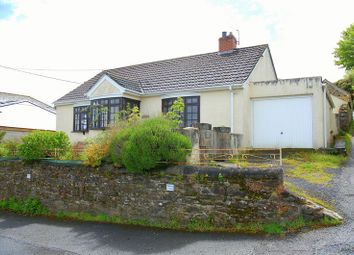 Thumbnail 2 bed detached bungalow for sale in Carbes Lane, Lostwithiel