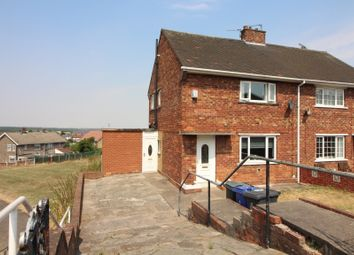 Thumbnail 2 bed semi-detached house for sale in Mallin Drive, Edlington, Doncaster