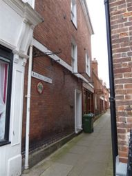 Thumbnail 1 bed flat to rent in Barroll Street, Hereford