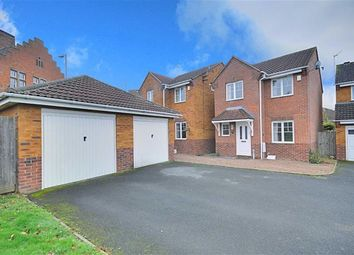 Thumbnail 3 bed detached house for sale in Talavera Road, Brockhill Village, Norton, Worcester