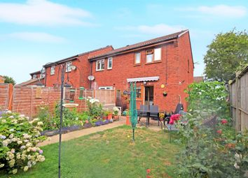 Thumbnail 3 bed end terrace house for sale in Braemore Close, Thatcham
