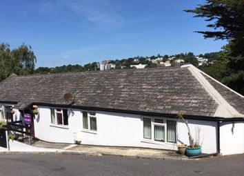 Thumbnail 2 bed bungalow for sale in Vane Hill Road, Torquay
