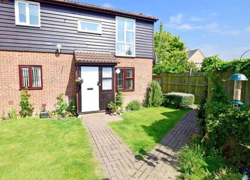 Thumbnail 2 bed flat for sale in Oak Tree Close, Marden, Kent