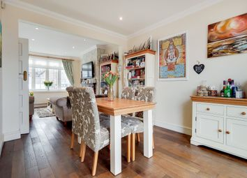 Thumbnail 4 bed semi-detached house for sale in Aldersmead Avenue, Shirley, Surrey