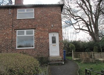 Thumbnail 2 bed semi-detached house to rent in Fairfield Road, Lymm