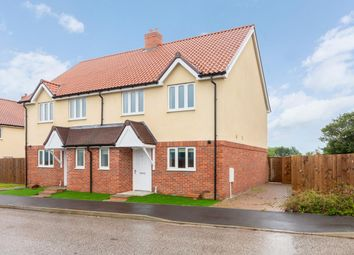 Thumbnail 3 bed semi-detached house for sale in Plot 19, Mulberry Place, Chedburgh