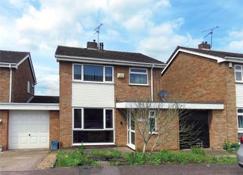 Thumbnail 3 bed link-detached house for sale in Colebrook Close, Leicester