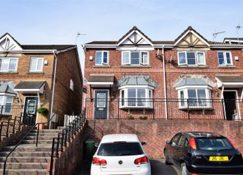 Thumbnail 3 bed semi-detached house for sale in Gwern Heulog, Tonyrefail, Porth