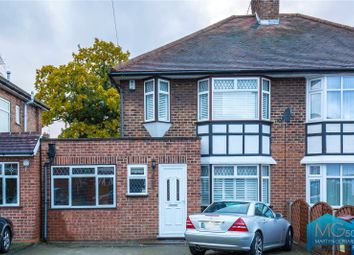 Thumbnail 3 bed semi-detached house for sale in Dale Avenue, Edgware, London