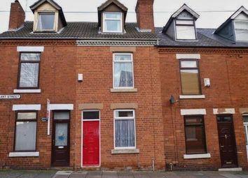 Thumbnail 3 bed terraced house for sale in Merchant Street, Bulwell, Nottingham