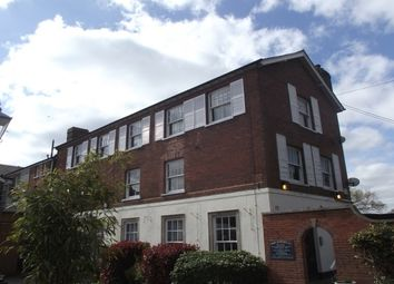 Thumbnail 1 bedroom flat to rent in New North Road, Exeter