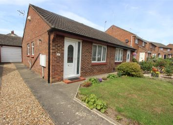 Thumbnail 2 bed semi-detached bungalow for sale in Bellburn Lane, Darlington