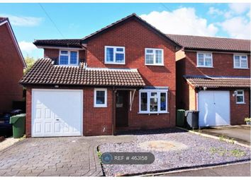 Thumbnail 4 bed detached house to rent in Lynden Close, Bromsgrove