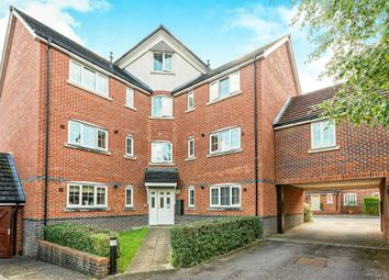 Thumbnail 2 bed flat for sale in Elvetham Rise, Chineham, Basingstoke