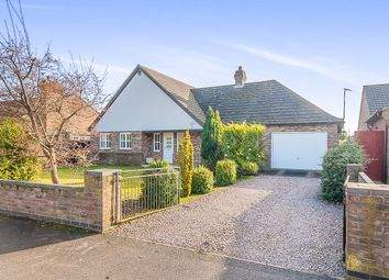 Thumbnail 2 bedroom detached bungalow for sale in Brewery Close, Parson Drove, Wisbech