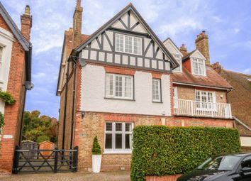Thumbnail 5 bed semi-detached house for sale in Wharf Lane, Bourne End